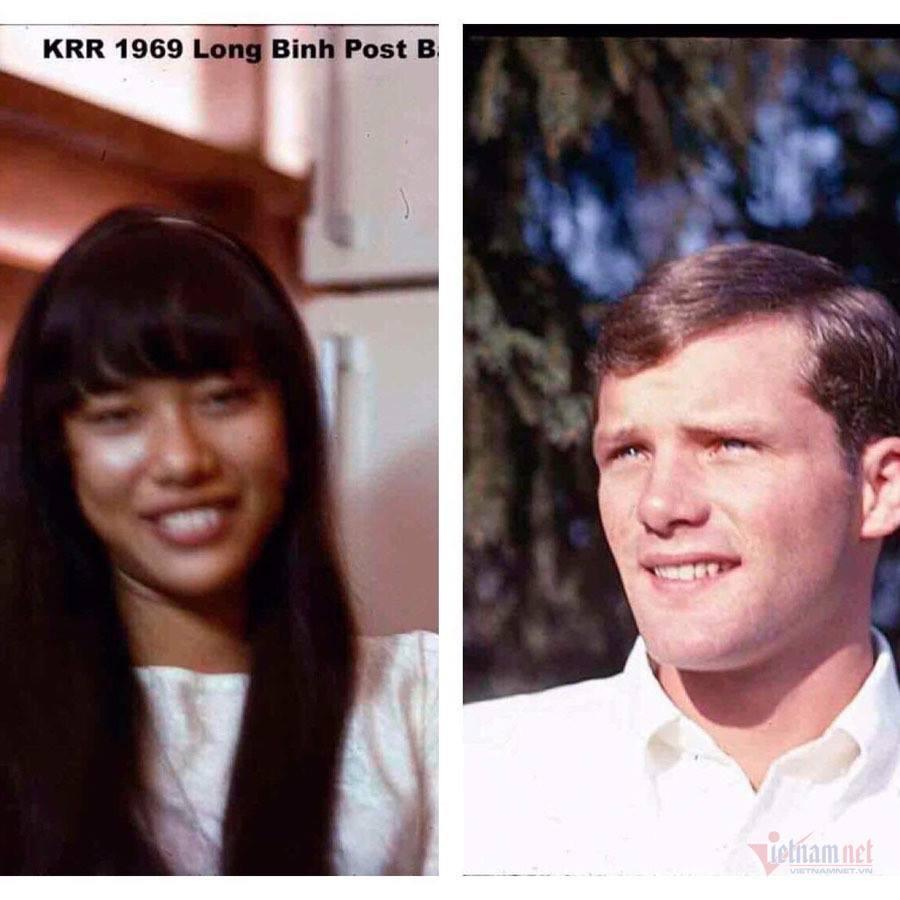 Nụ hôn chia tay người tình Việt 50 năm của cựu binh Mỹ trước khi lên máy bay - Hình 17