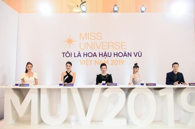 Á hậu Thúy Vân bị chê thiếu tươi mới tại Hoa hậu Hoàn vũ Việt Nam 2019? - Hình 1