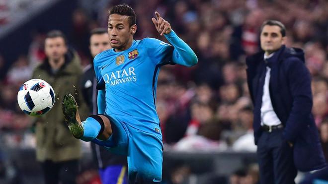 HLV Barca bực mình vì bị hỏi quá nhiều về Neymar - Hình 1