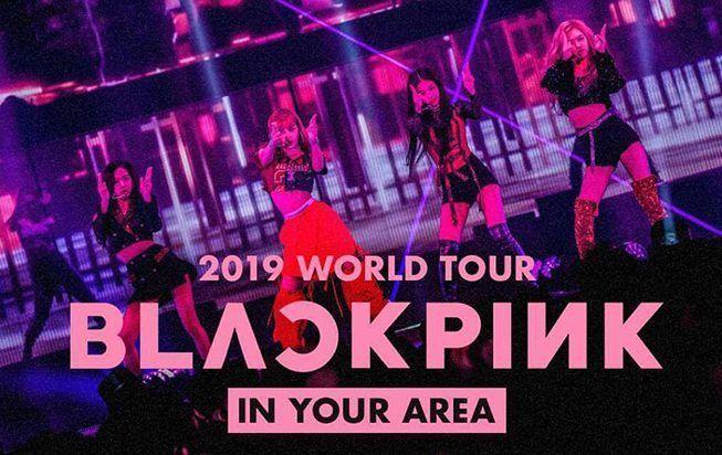 BlackPink phá kỉ lục doanh thu cao nhất của concert nhóm nhạc nữ KPop - Hình 1