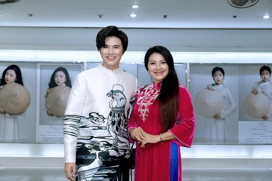 Vũ Mạnh Cường cùng Phi Nhung, Thúy Nga làm giám khảo tìm đại sứ Áo Dài 2019 - Hình 2