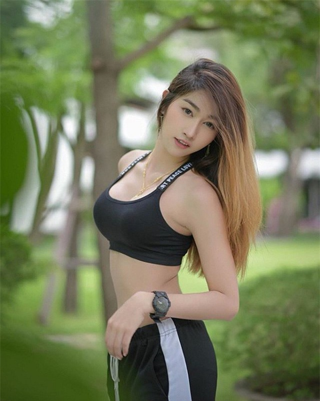 Gục ngã trước body hoàn hảo của cô nàng hot girl thể thao nóng nhất Đông Nam á - Hình 8