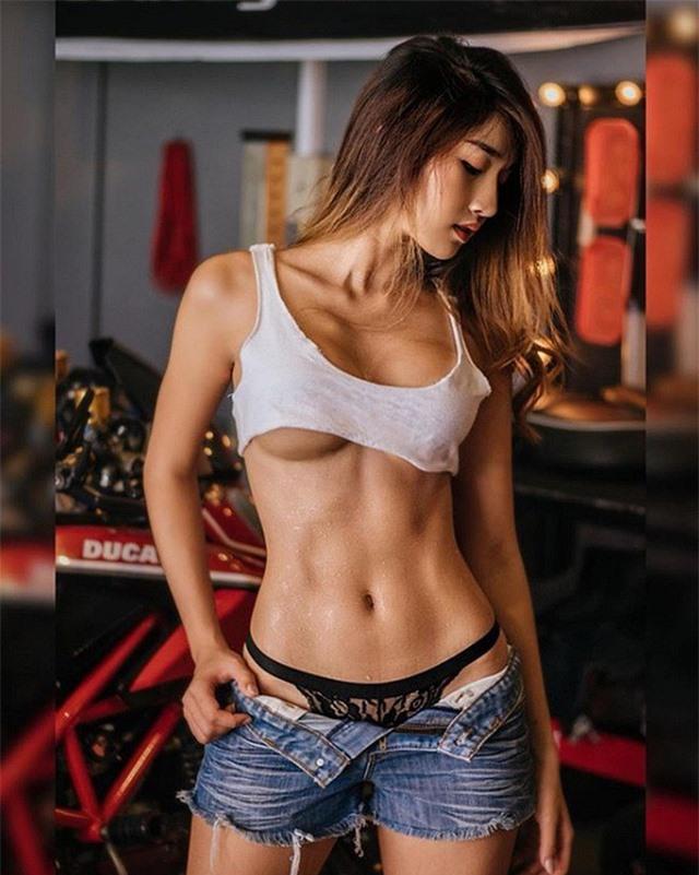Gục ngã trước body hoàn hảo của cô nàng hot girl thể thao nóng nhất Đông Nam á - Hình 15