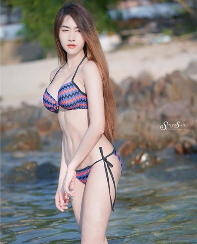 Tuyệt chiêu để có vòng 2 tuyệt đẹp của bộ đôi người mẫu Thái - Hình 17