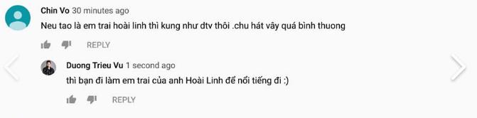 Bị cho hám fame 'nổi tiếng nhờ là em trai Hoài Linh', Dương Triệu Vũ đáp trả anti-fan cực gắt - Hình 1