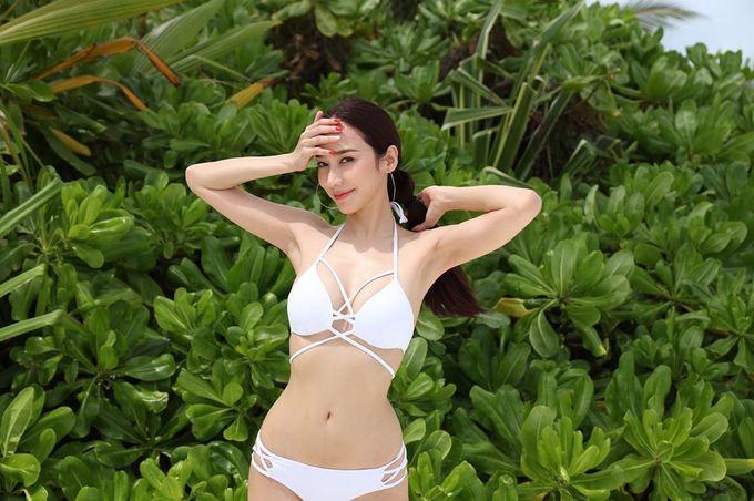 Đường cong của những nữ hoàng bikini Thái Lan - Hình 1