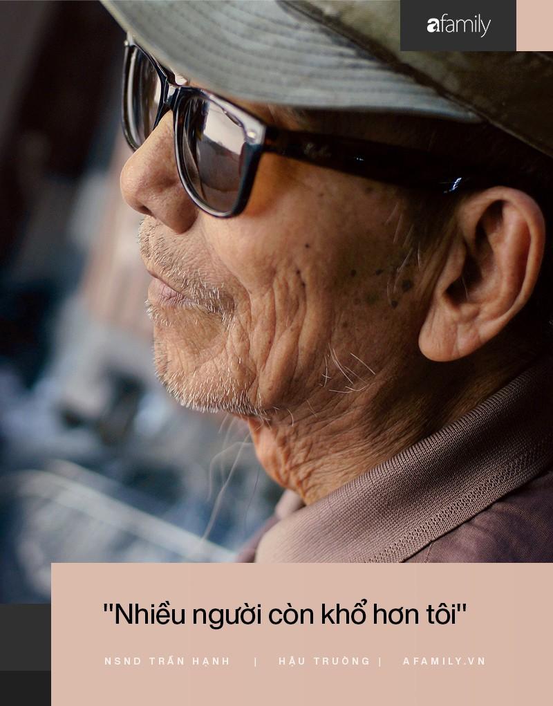 Người đàn ông khắc khổ nhất màn ảnh Việt NSND Trần Hạnh trải lòng về người vợ hay ghen và sự thật chuyện mưu sinh vất vả mà người đời bàn tán - Hình 8