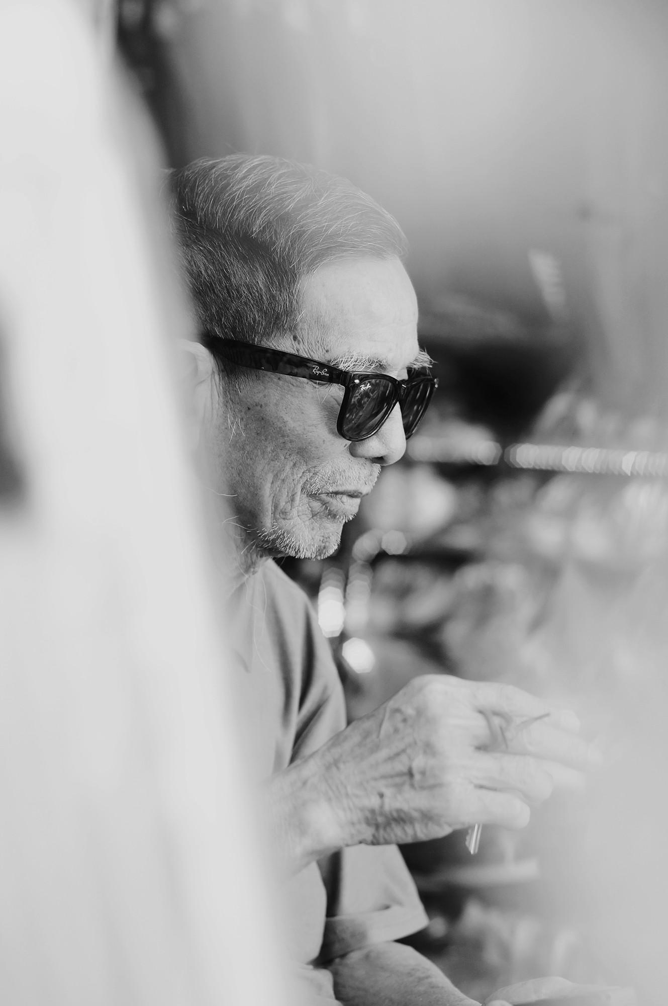 Người đàn ông khắc khổ nhất màn ảnh Việt NSND Trần Hạnh trải lòng về người vợ hay ghen và sự thật chuyện mưu sinh vất vả mà người đời bàn tán - Hình 4