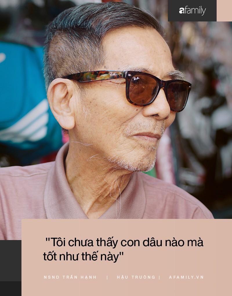 Người đàn ông khắc khổ nhất màn ảnh Việt NSND Trần Hạnh trải lòng về người vợ hay ghen và sự thật chuyện mưu sinh vất vả mà người đời bàn tán - Hình 6
