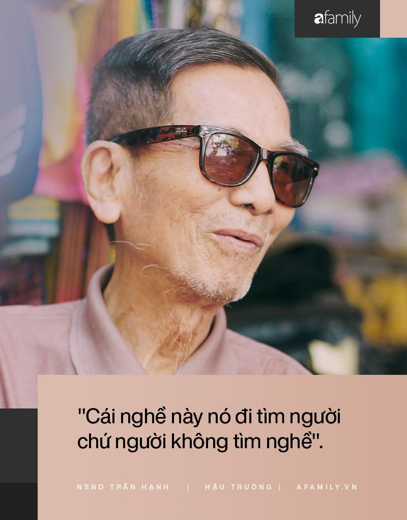 Người đàn ông khắc khổ nhất màn ảnh Việt NSND Trần Hạnh trải lòng về người vợ hay ghen và sự thật chuyện mưu sinh vất vả mà người đời bàn tán - Hình 10