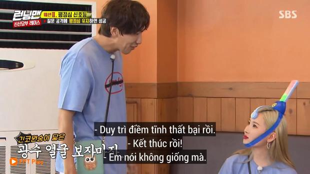 Running Man: Lee Kwang Soo trở nên mất bình tĩnh khi tên bạn gái bất ngờ bị nhắc đến - Hình 4