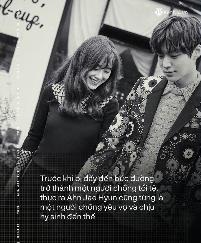 Ahn Jae Hyun: Đáng trách nhất nhưng cũng đáng thương, yêu là thật nhưng cuối cùng lại bất chấp thoát khỏi hôn nhân tù túng tuyệt vọng - Hình 1