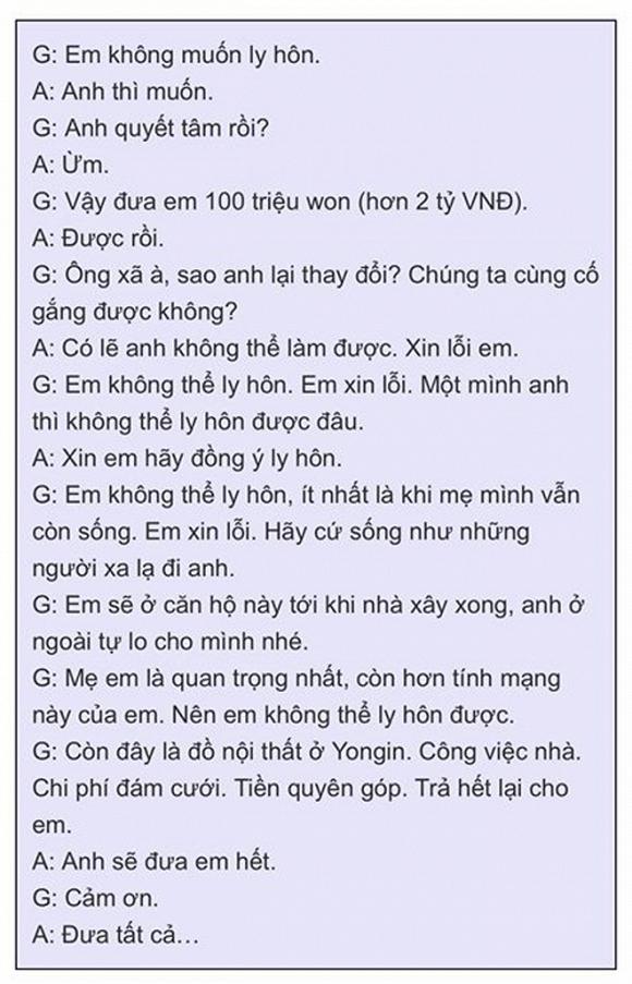 Từ vụ ly hôn ồn ào của Goo Hye Sun, Quế Vân nhắn nhủ: một khi đàn ông đã không còn yêu, tuyệt đối chúng ta không níu kéo - Hình 5