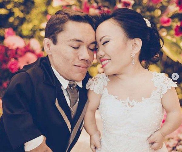Kết hôn sau 8 năm yêu, cặp đôi vợ chồng 90cm khó sinh con bây giờ ra sao? - Hình 5