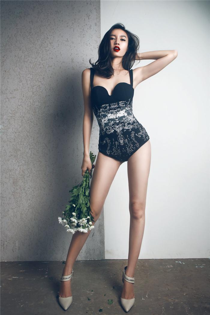 Lan Ngọc, Nhã Phương, Bảo Thanh: Cùng sinh năm 1990, mỗi người một style nhưng đều chung điểm này - Hình 7
