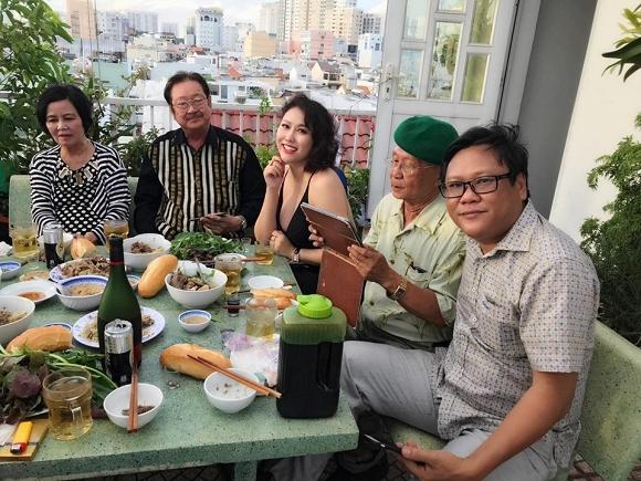 NSƯT Nguyễn Chánh Tín: Giờ tôi ngủ sướng lắm, gia sản mất hết rồi còn gì nữa mà lo - Hình 3
