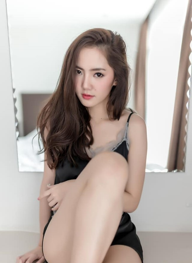 Hot girl quyến rũ bậc nhất Thái Lan mặc áo dây đẹp thứ 2 thì ít ai tranh số 1 - Hình 15