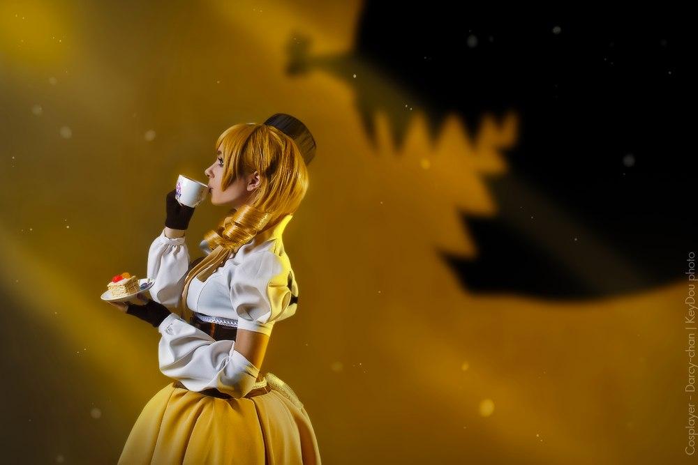 Siêu phẩm cosplay Mami Tomoe đẹp từng centimet của cosplayer Darcy-chan - Hình 6