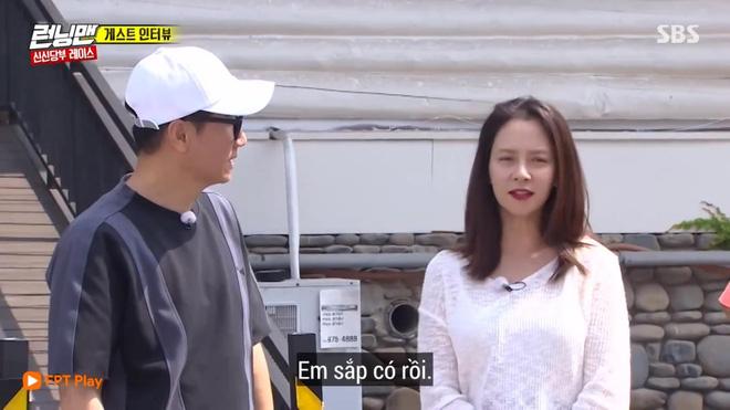 Song Ji Hyo khiến Kim Jong Kook ngã ngửa khi nũng nịu: Anh là mẫu hình lí tưởng của em - Hình 5