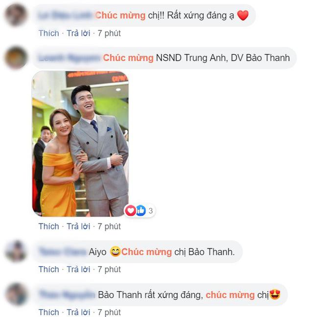 Thư xính lao Bảo Thanh vượt mặt chị em My Sói và tomboiloichoi giành giải nữ diễn viên ấn tượng tại VTV Awards 2019 - Hình 11