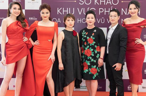 Trước Hoa hậu Hoàn vũ, Thúy Vân từng ngồi chung ghế nóng với Thanh Hằng - Hình 2