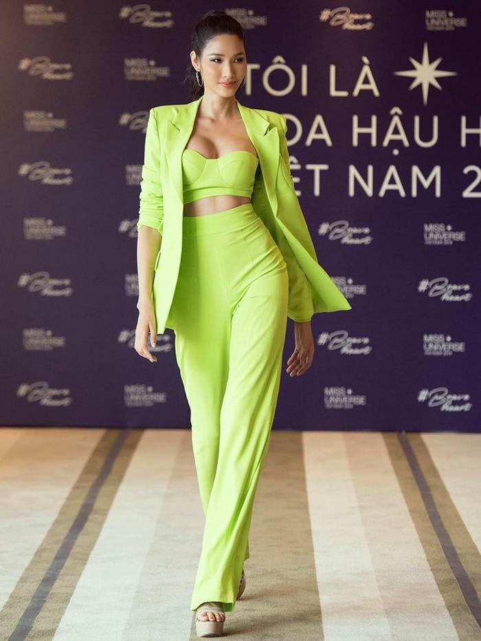 Bị đồn nâng cấp vòng 1, Hoàng Thùy hạ quyết tâm: Tôi sẽ mang vương miện Miss Universe về Việt Nam - Hình 6