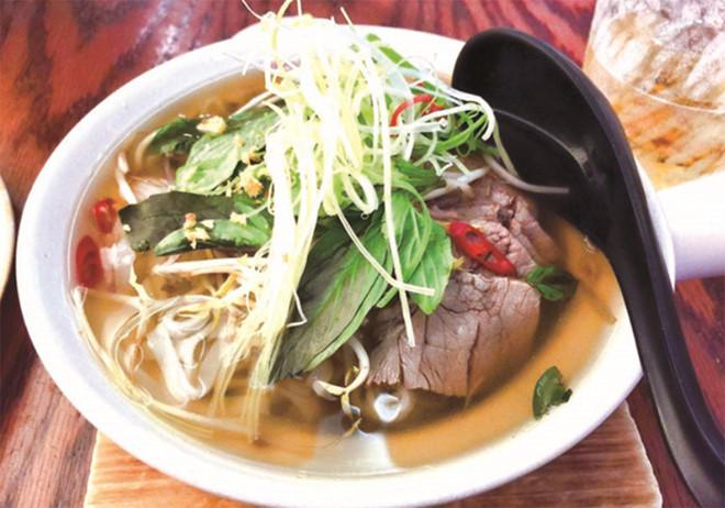 Phở Việt kiều Mỹ nấu là phở ngon nhất, ngon hơn phở danh tiếng Hà Nội? - Hình 2