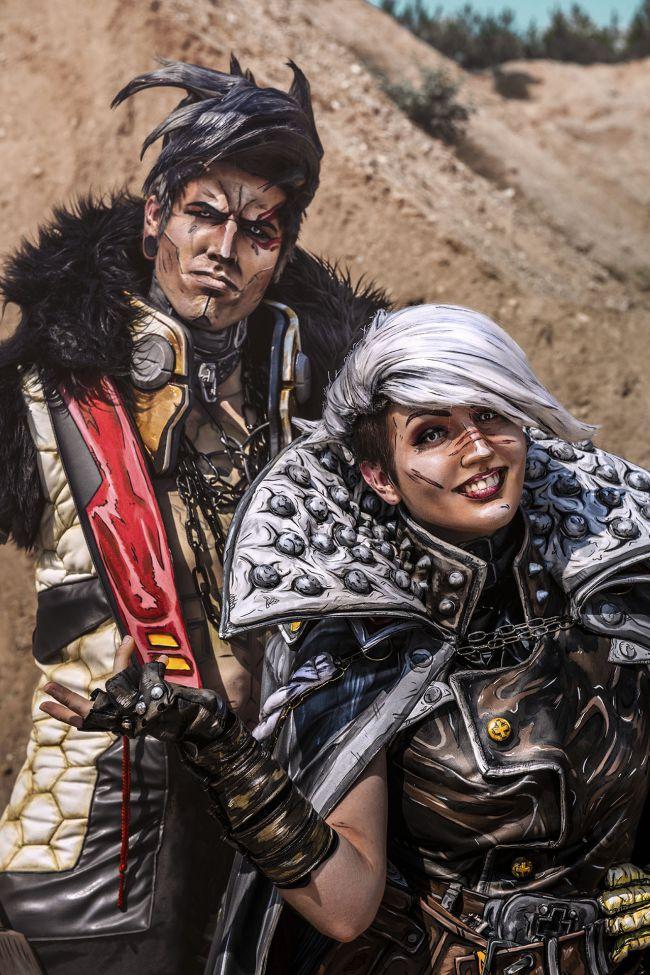 Quá đỉnh với màn cosplay tuyệt đẹp của game Bom tấn Borderlands 3 - Hình 1