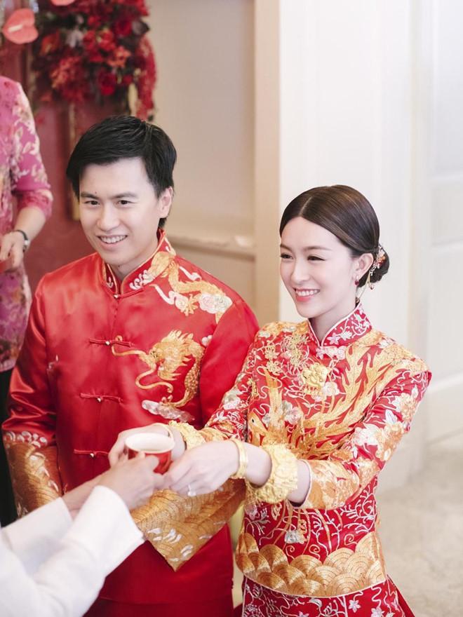 Sao nữ Thiên long bát bộ kết hôn với bạn trai đại gia - Hình 2