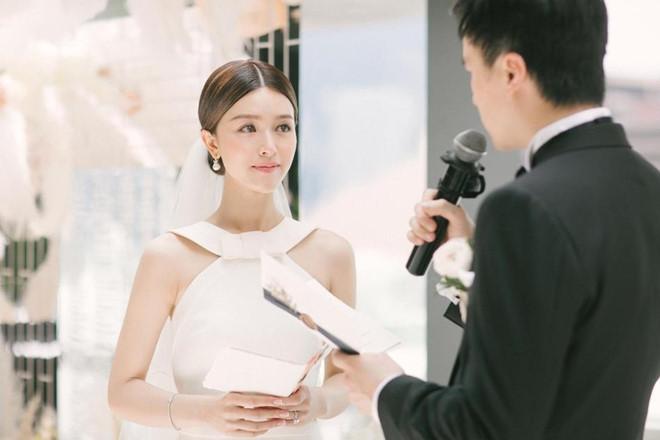 Sao nữ Thiên long bát bộ kết hôn với bạn trai đại gia - Hình 5