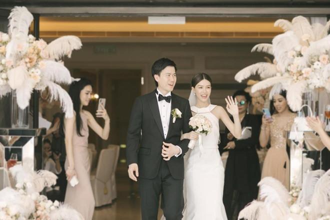 Sao nữ Thiên long bát bộ kết hôn với bạn trai đại gia - Hình 4