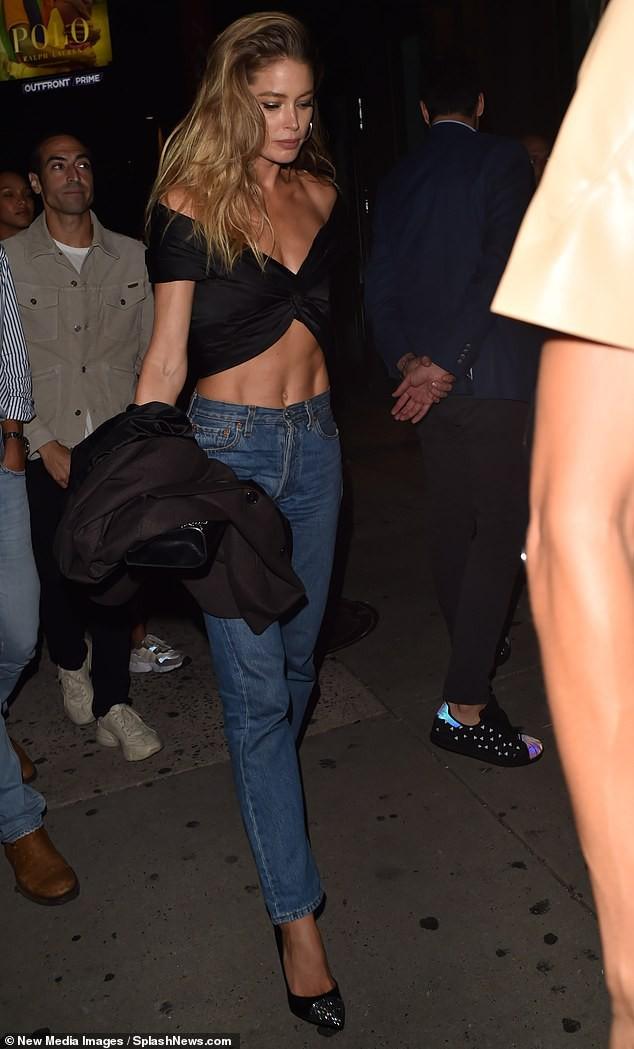 Tiệc tối gây bão hội tụ dàn mẫu hot nhất Victorias Secret: Ai cũng quá hút hồn nhưng Kendall mới là người giật trọn spotlight - Hình 5