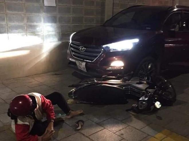 Ai là người rút súng trấn áp vụ ẩu đả vì chỗ đỗ xe tại chung cư ở Sài Gòn? - Hình 1