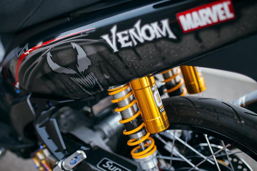 Biker Khánh Hòa chi 500 triệu độ lại Yamaha Nouvo - Hình 12