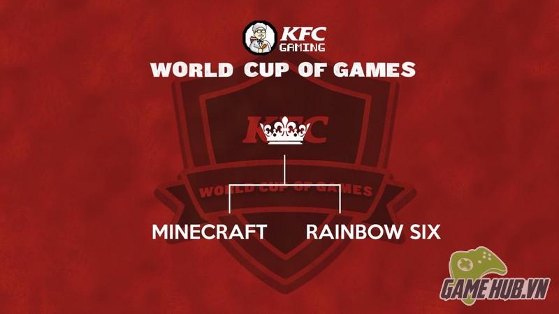 Chết cười game FPS được tôn vinh bởi... gà rán KFC - Hình 2