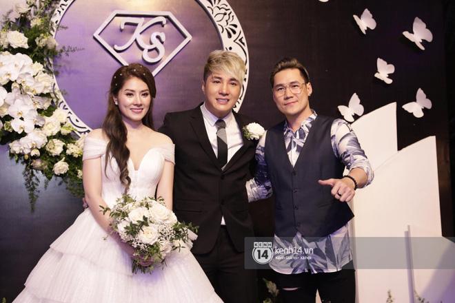 Đám cưới Lâm Chấn Khang: dàn sao đình đám miền Tây hội ngộ đông đủ, hai quý tử của cặp đôi lần đầu ra mắt truyền thông - Hình 5