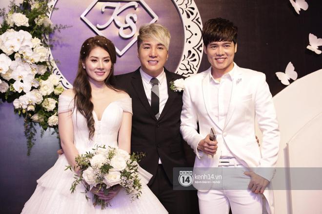 Đám cưới Lâm Chấn Khang: dàn sao đình đám miền Tây hội ngộ đông đủ, hai quý tử của cặp đôi lần đầu ra mắt truyền thông - Hình 4