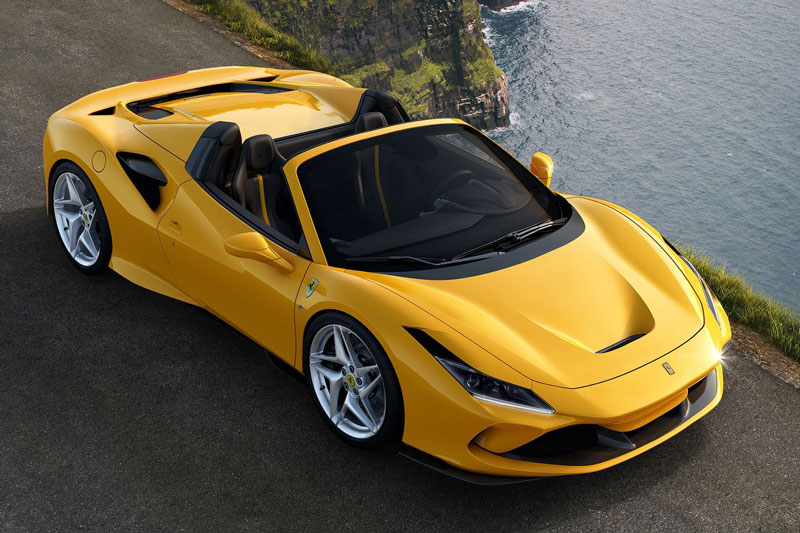 Ferrari ra mắt siêu xe mui trần mạnh 711 mã lực - Hình 1