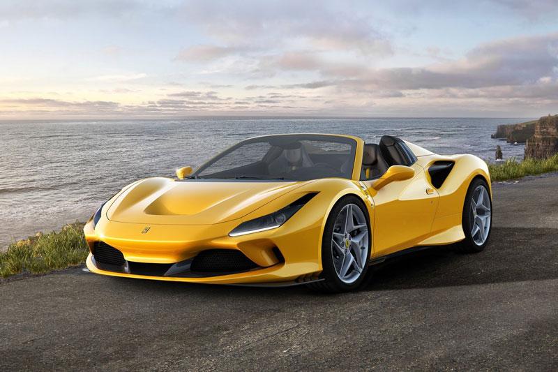 Ferrari ra mắt siêu xe mui trần mạnh 711 mã lực - Hình 2