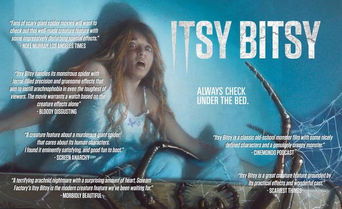 Hết cá sấu rồi cá mập đến lượt lũ nhện khiến khán giả hết hồn hoảng sợ trong Lời nguyền 8 chân - Hình 5