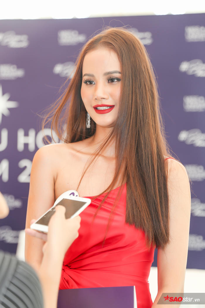 Hương Ly: Tôi muốn mình là cô gái xứng đáng với vương miện Miss Universe Vietnam - Hình 1