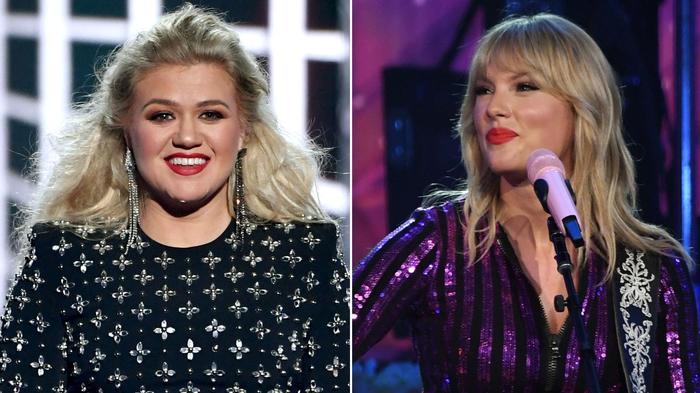 Kelly Clarkson hết lời ngợi ca Taylor Swift: Cô ấy là nữ doanh nhân thông minh nhất trong ngành công nghiệp âm nhạc - Hình 2