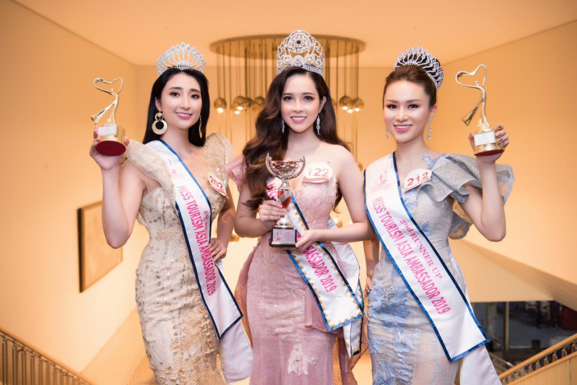 Lê Bảo Tuyền xuất sắc đăng quang Miss Tourism Asia Ambassador 2019 - Hình 5