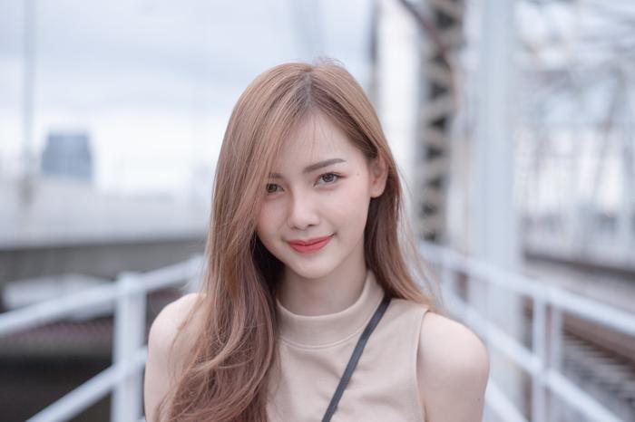 Mỹ nhân 9X của Thái Lan được gọi là bản sao của Lisa (BlackPink) và Angela Baby - Hình 3