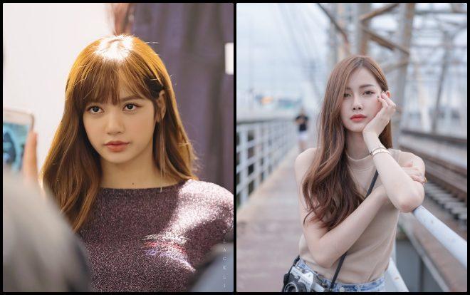 Mỹ nhân 9X của Thái Lan được gọi là bản sao của Lisa (BlackPink) và Angela Baby - Hình 1