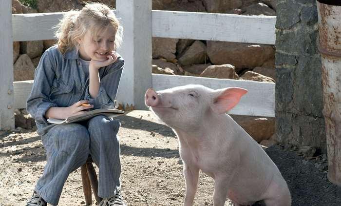 Những mối thâm tình của con người và động vật trên màn ảnh - Hình 2