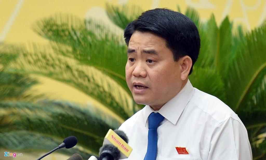 Ông Nguyễn Đức Chung: TP và quận Thanh Xuân đã kịp thời cảnh báo - Hình 1