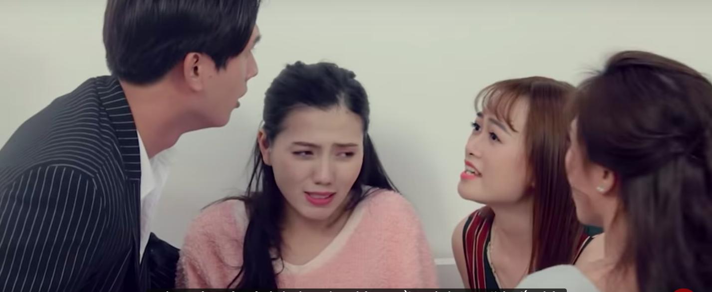 Tập 3 'Bẫy hoa hồng: Nhi Katy bị vô sinh, Trương Minh Thảo phát hiện sự thật 'kinh tởm của vợ - Hình 2