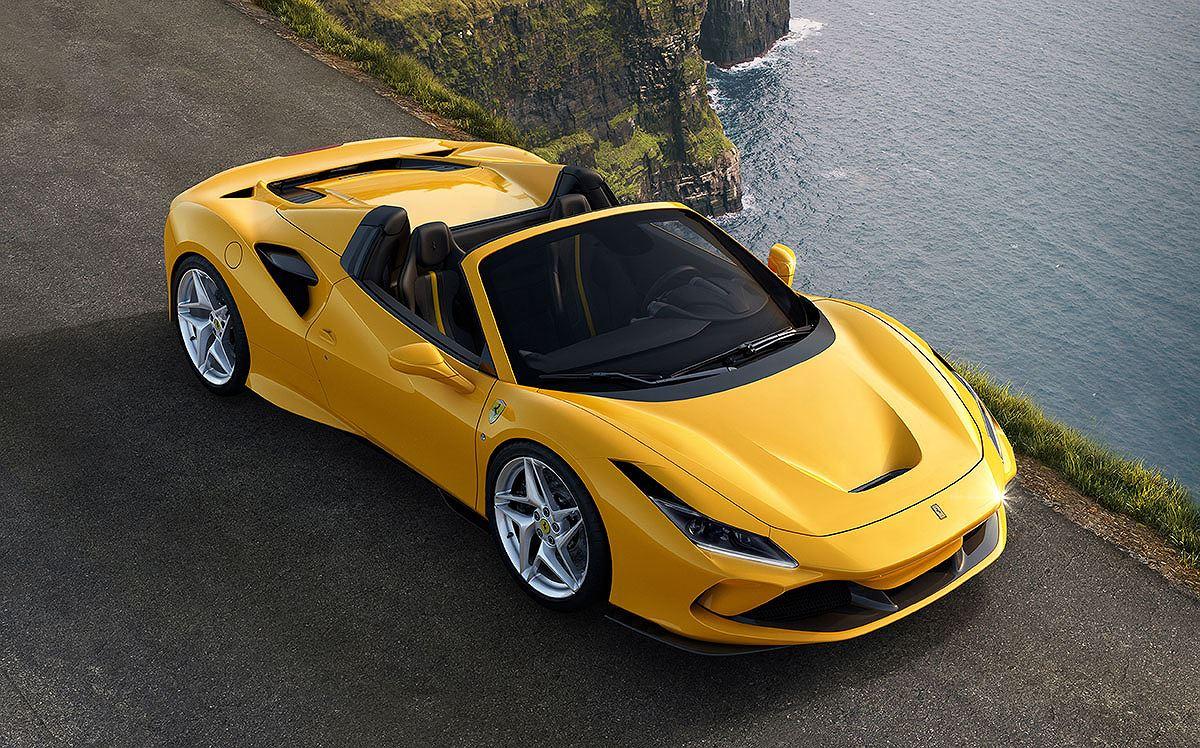 Trình làng Ferrari F8 SPIDER: Siêu xe V8 mui trần kế nhiệm 488 Spider - Hình 3
