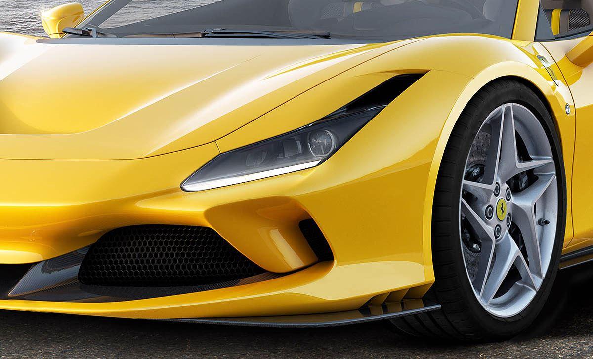 Trình làng Ferrari F8 SPIDER: Siêu xe V8 mui trần kế nhiệm 488 Spider - Hình 15